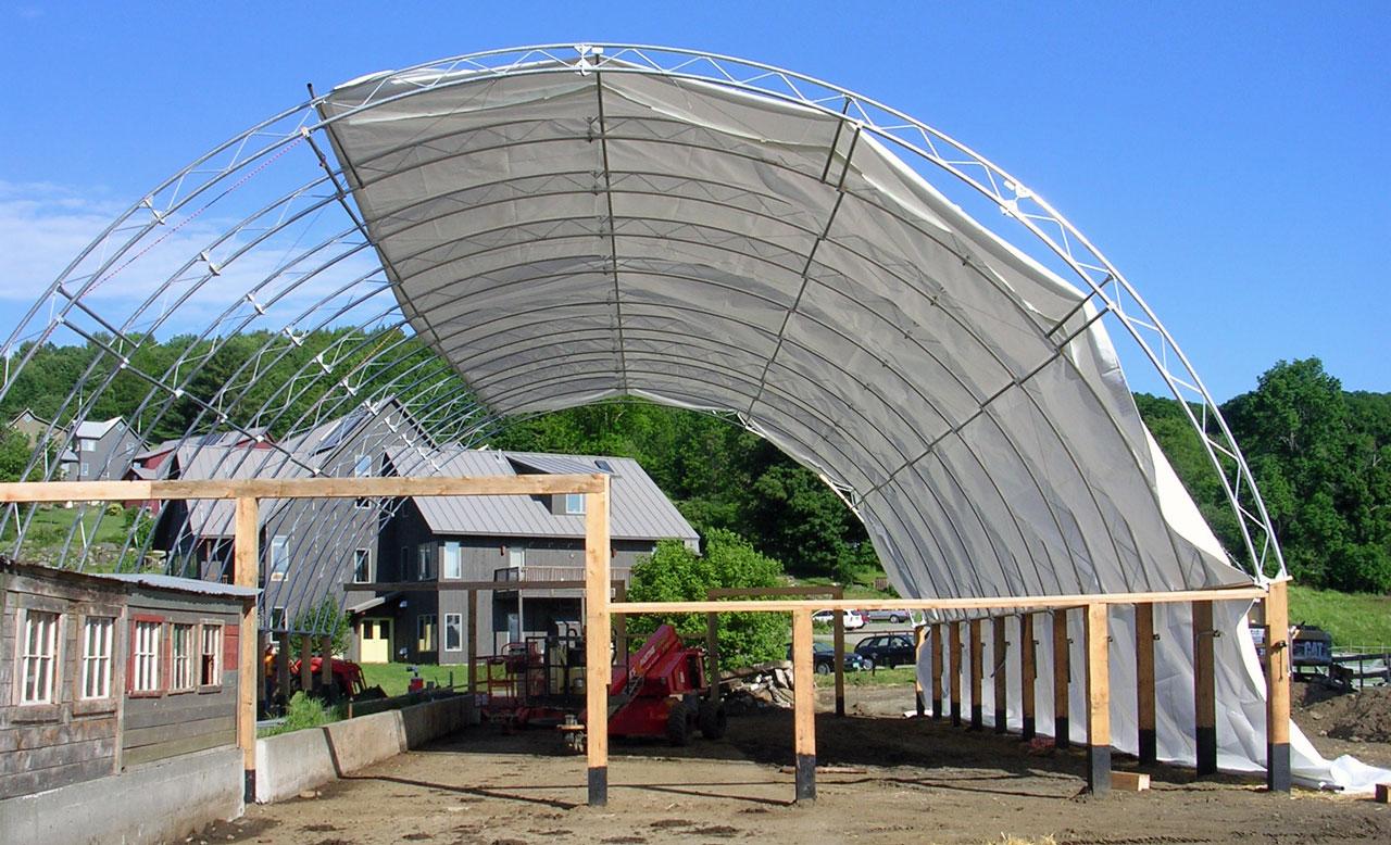 Fjordworks Primary Tillage at Cedar Mountain Farm Part 2
