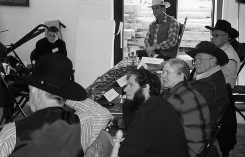 Small Farmers Journal 2003 Teamsters Roundtable Part 1