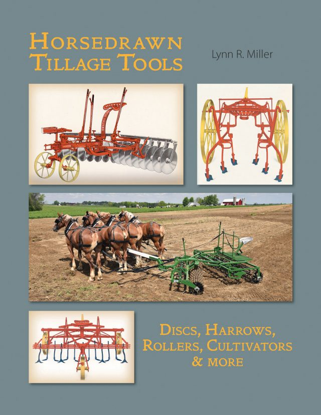 Horsedrawn Tillage Tools