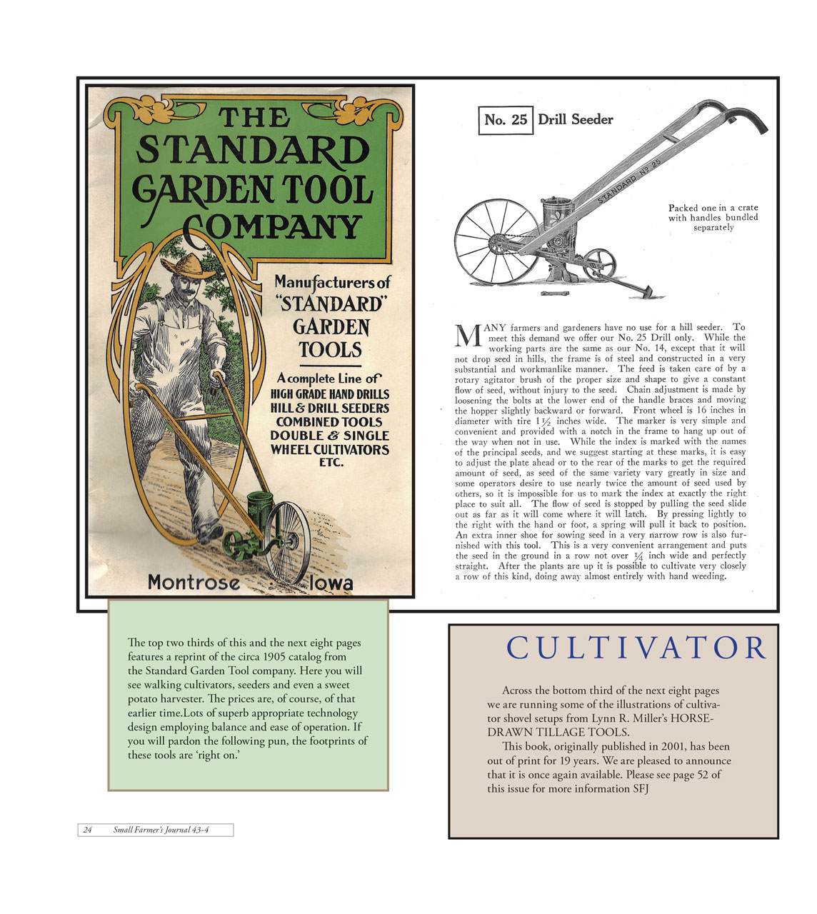 The Standard Garden Tool Company