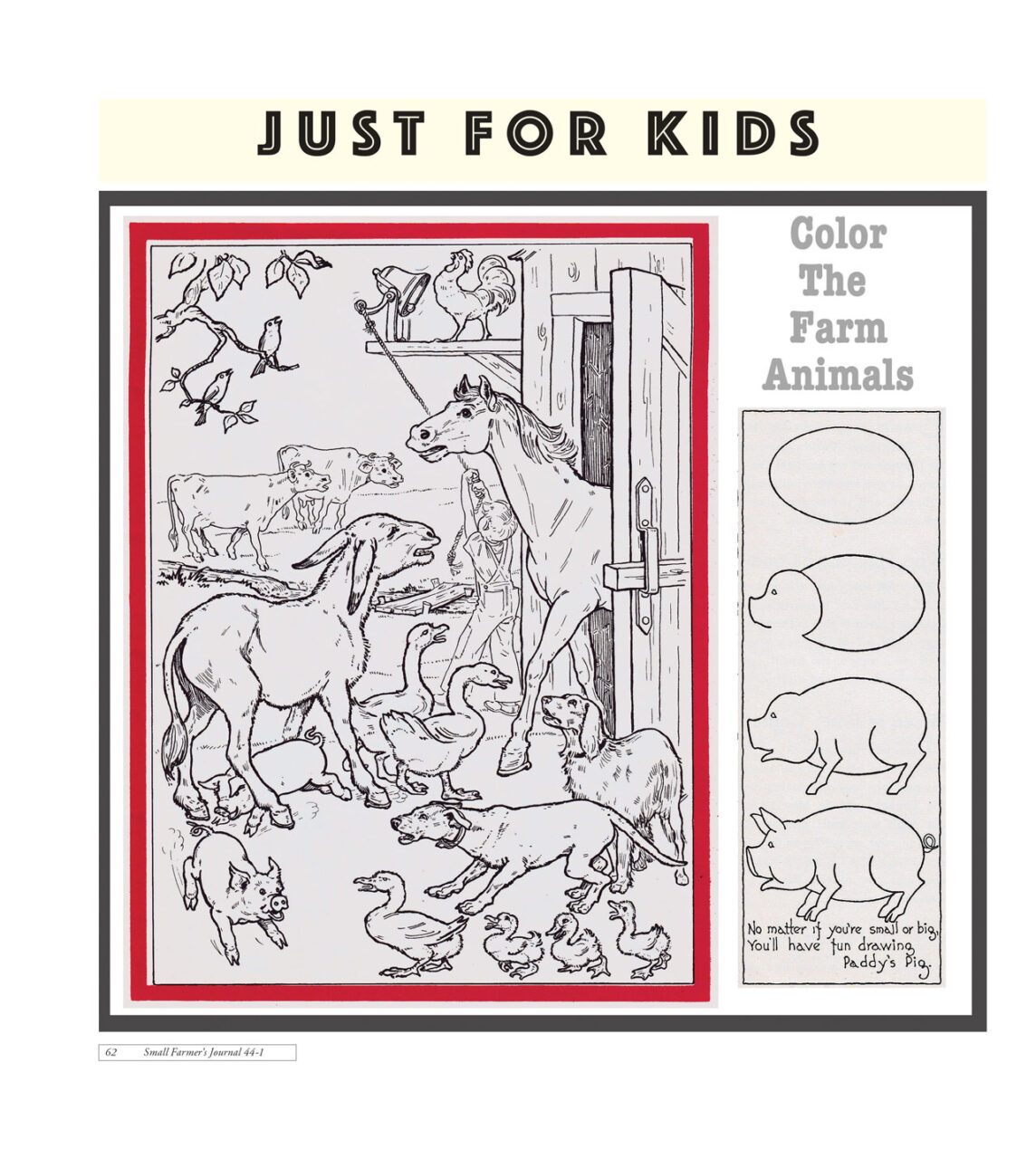 Just for Kids - 441 - Summer 2020