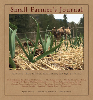 Small Farmers Journal Vol 42 No 4