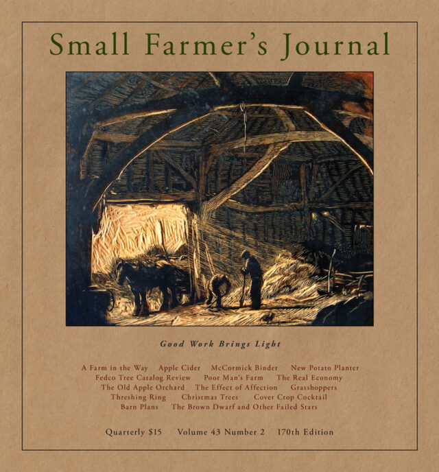 Small Farmers Journal Vol 43 No 2