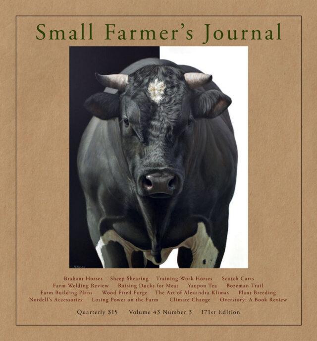 Small Farmers Journal Vol 43 No 3