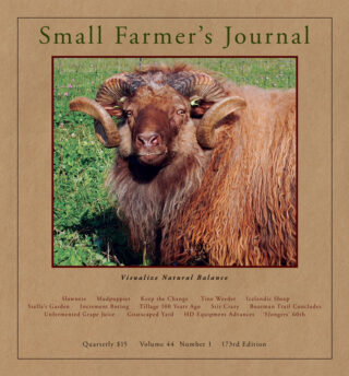 Small Farmers Journal Vol 44 No 1