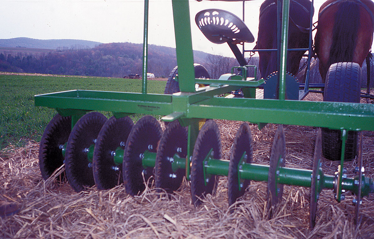 Cultivating Questions Problem Solving Reduced Tillage Systems