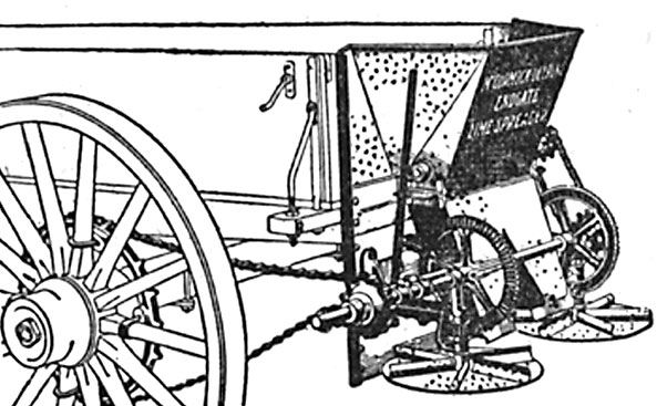 Seeding Machinery for Small Grains