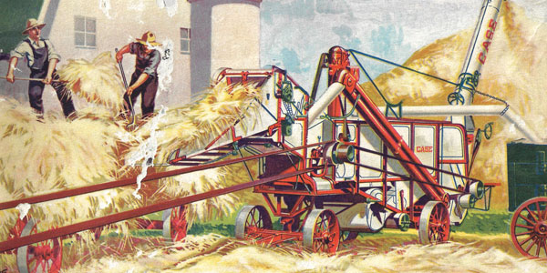 Profit by Better Threshing