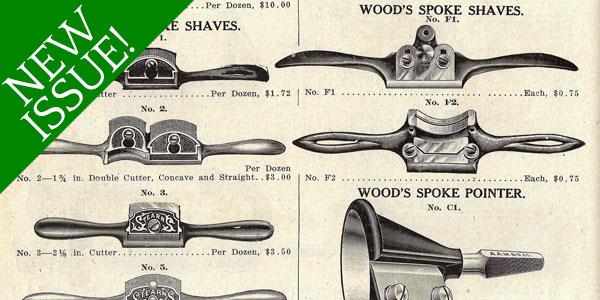 Bonniwell-Calvin Iron Co Wheelwright Tools