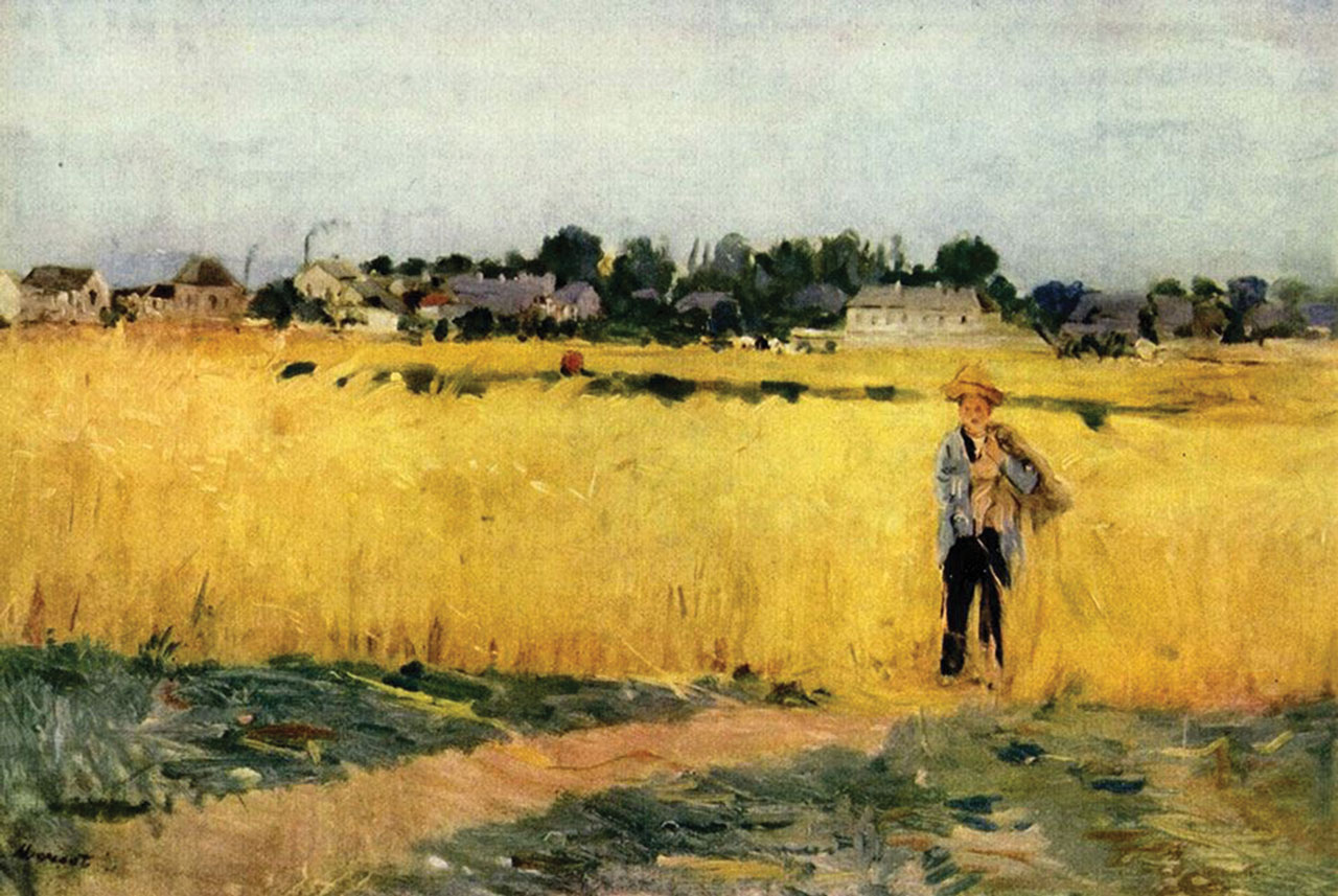 LittleField Notes The Life of an Agrarian