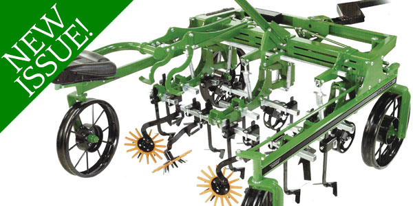 New Pioneer Cultivator