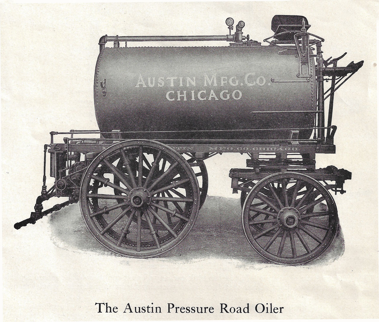 Austin Western Manufacturing